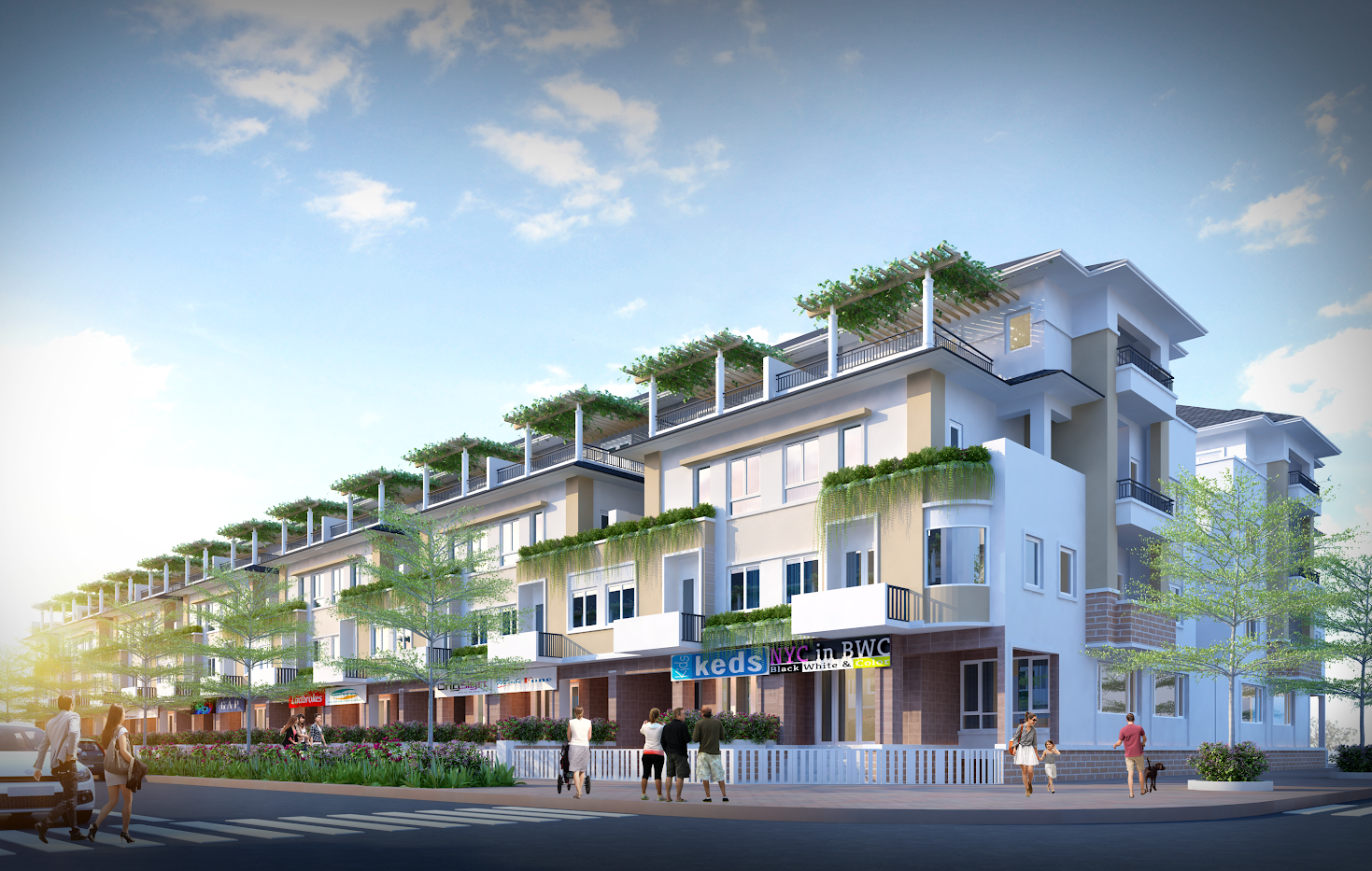 An Phu Urban Area Project